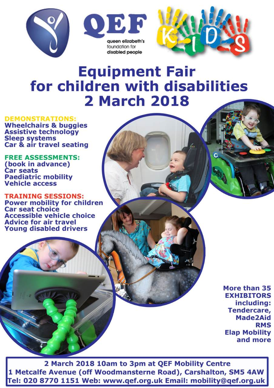 QEF Equipment Fair